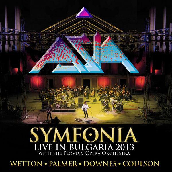 Asia – Symfonia – Live in Bulgaria 2013 (2016) [DVD5]