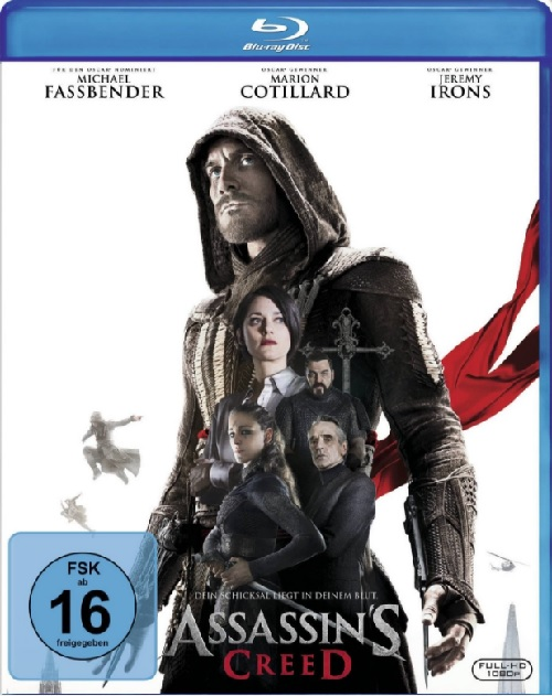 Assassins Creed 1080p Film indir
