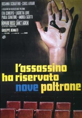 L'assassino ha riservato nove poltrone (1974) BluRay Full AVC DTS-HDMA ITA-ENG