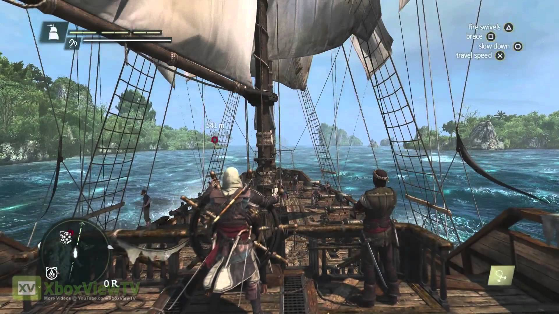 Assassin's Creed Pirates APK Hile Full indir