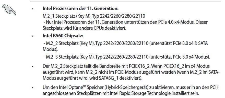 asus7ikqm - Kompatibilität der Teile bei PC Zusammenstellung