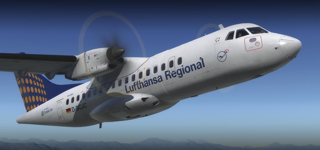 Carenado - ATR 42-500 v1 3 ~ Mi Simulador