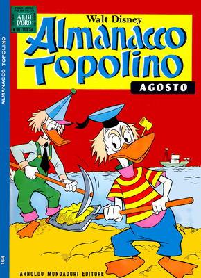 Almanacco Topolino – N° 164 (1970)