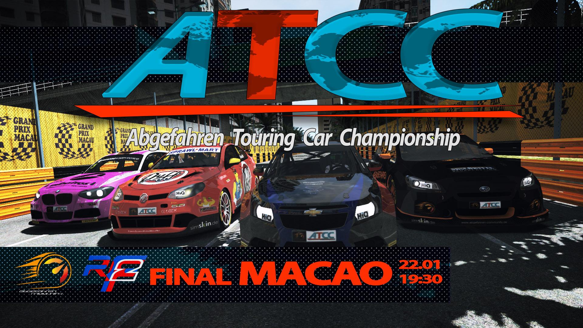 rF2 - [ATCC] - Macau - Round 22, 23, 24