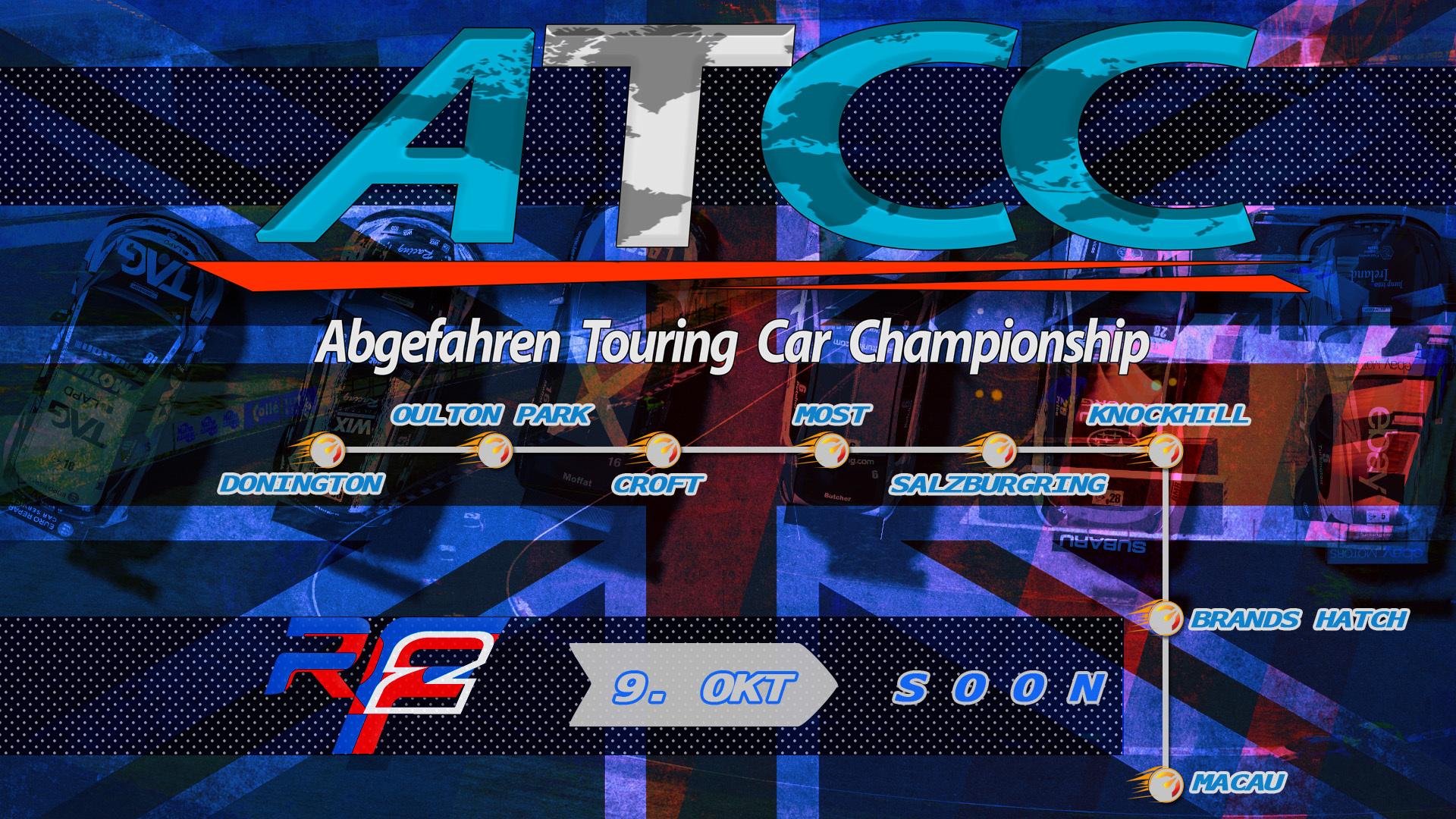rF2 - Abgefahren Touring Car Championship