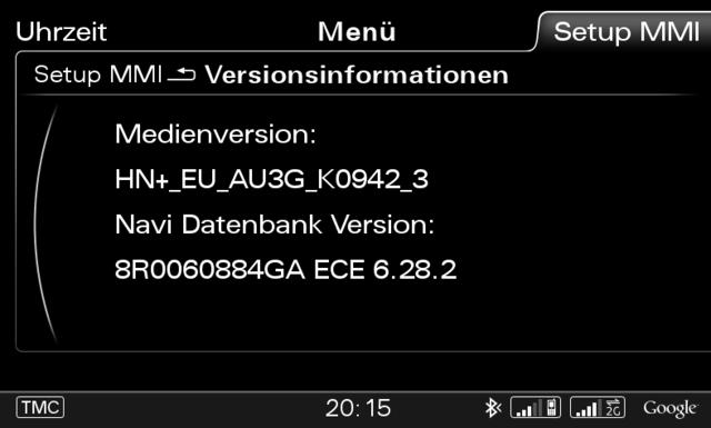 MMI 3GHigh (HNav) & 3G Plus (HN+) MAPS 6 28 2 8R0 051 884 GA - TORRENT