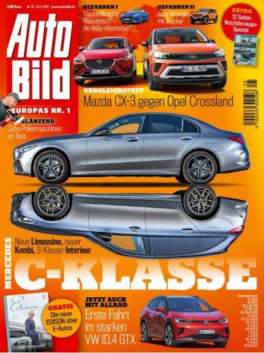 Cover: Auto Bild Magazin No 25 vom 24  Juni 2021