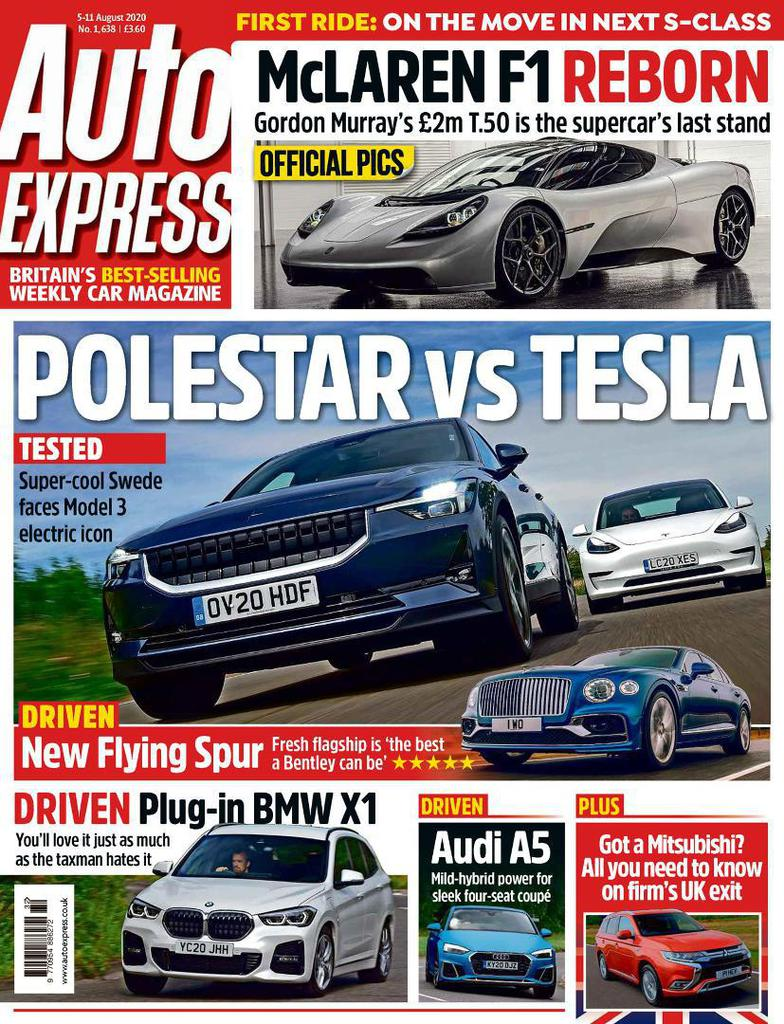 Auto Express - 05 August 2020