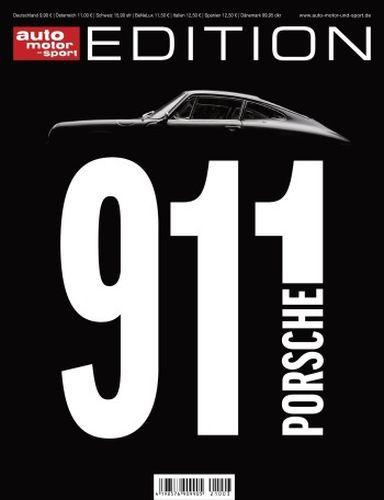 Cover: Auto Motor und Sport Edition (Porsche 911) No 03 2021