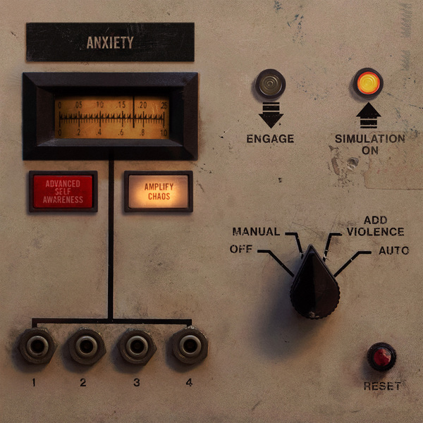 Nine Inch Nails - Add Violence (EP) (2017)