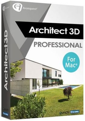 Avanquest Architect 3D Professional 2017 v19.0.8 MacOSX