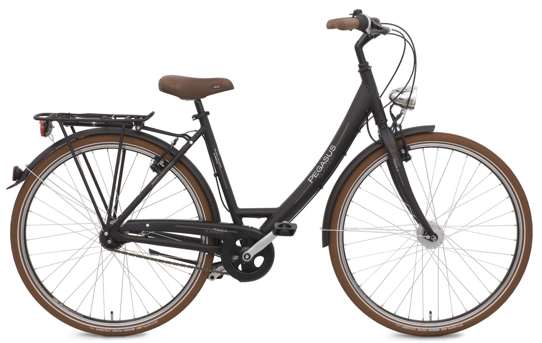 city fahrrad pegasus avanti classico 28 citybike shimano. Black Bedroom Furniture Sets. Home Design Ideas