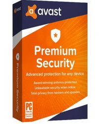 Avast Premium Securitnvka9