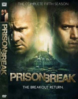 Prison Break - Stagione 5 (2017) (Completa) BDMux ITA ENG AC3 Avi