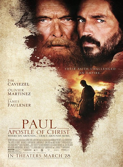 Paul, Apostle of Christ - 2018 - BRRip - Türkçe Dublaj