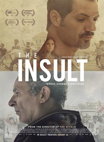 Hakaret - The Insult - 2017 - BluRay 1080p DuaL (TR-AR)