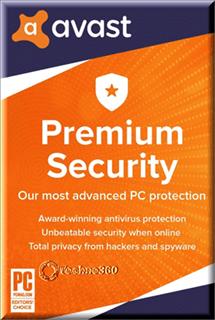 Avast Premier Security 20.1.2397 (Build 20.1.5069) Multilingual PL
