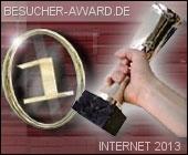 Besucher Award 12/2013