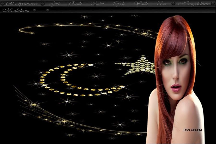 ay ve yıldız bayan tema 1