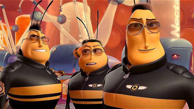 Arı Filmi Ekran Görüntüsü 2
