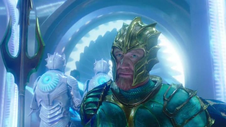 Aquaman Ekran Görüntüsü 2