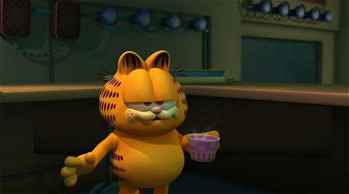 Garfield Komedi Festivali Ekran Görüntüsü 2