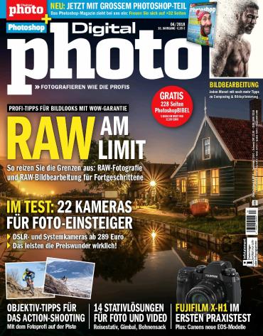 : Digital  Photo Magazin April No 04 2018
