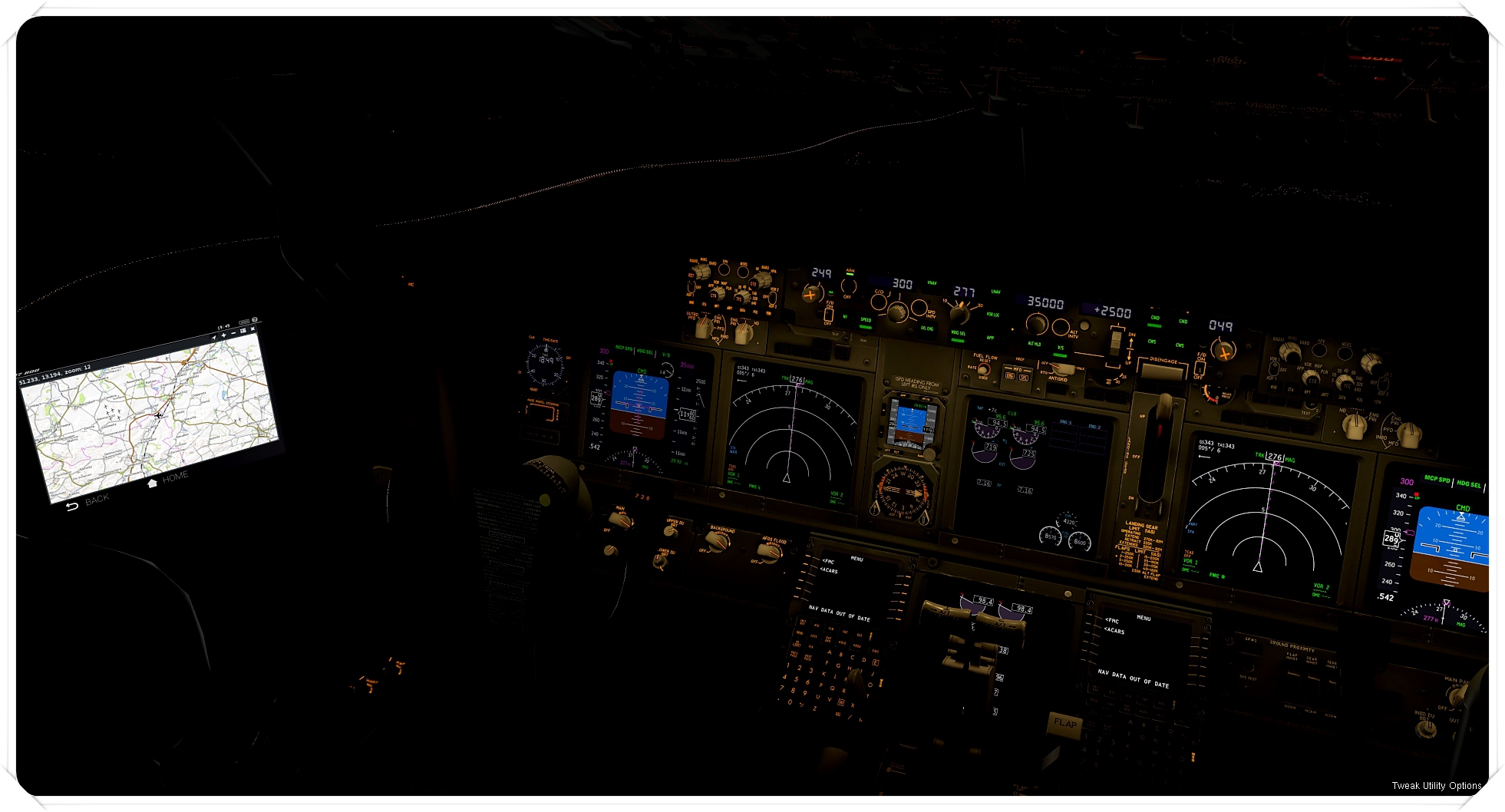 Ultimate Project 737-900 REV 1806 BETA - X-Plane - Friendly