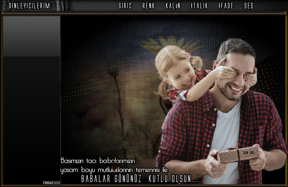 Baba,lar gününüz kutlu, olsun-özel-tema ,tema , flatcast, fcpli,tema,-,Forumgozde,