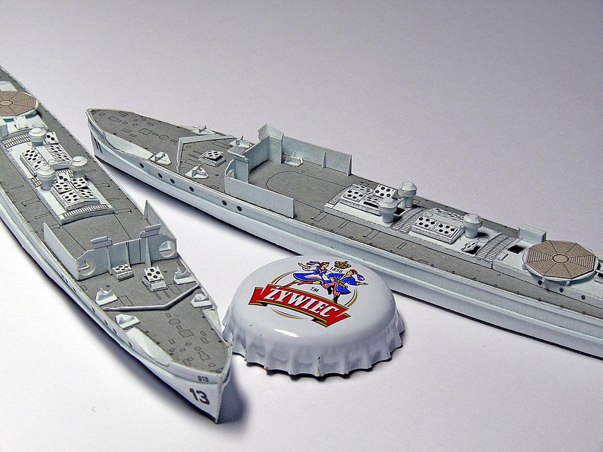 Schnellboote Série S7-S13 de la Reichsmarine 1:250 Backgroessenvergleich0qjzl