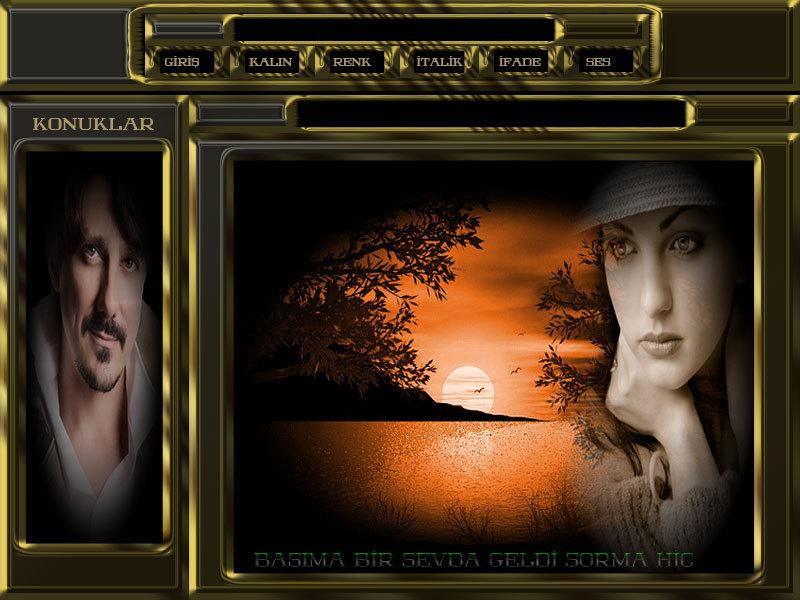 Sabri Şirin'den Flatcast Radyolarınız için hazırlanmış «Başıma bir sevda geldi sorma hiç» isimli Tema __