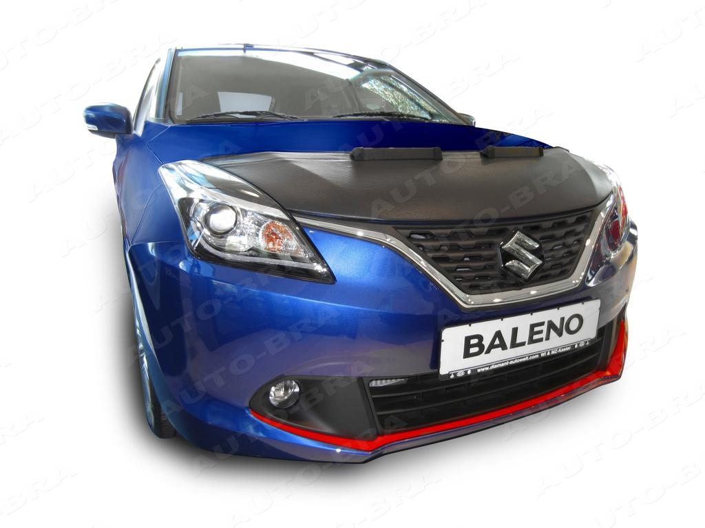Car Hood Bonnet Bra Fit Suzuki Baleno 2015 Nose Front Mask Bra De Capot Ebay [ 768 x 1024 Pixel ]