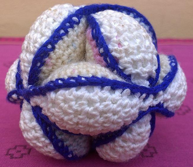 Amish Puzzelball Oder Auch Greifball Tier Dinopferdgiraffe Usw