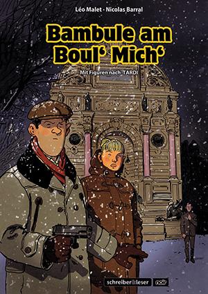 Bambule am Boul' Mich' (Schreiber & Leser 2016)