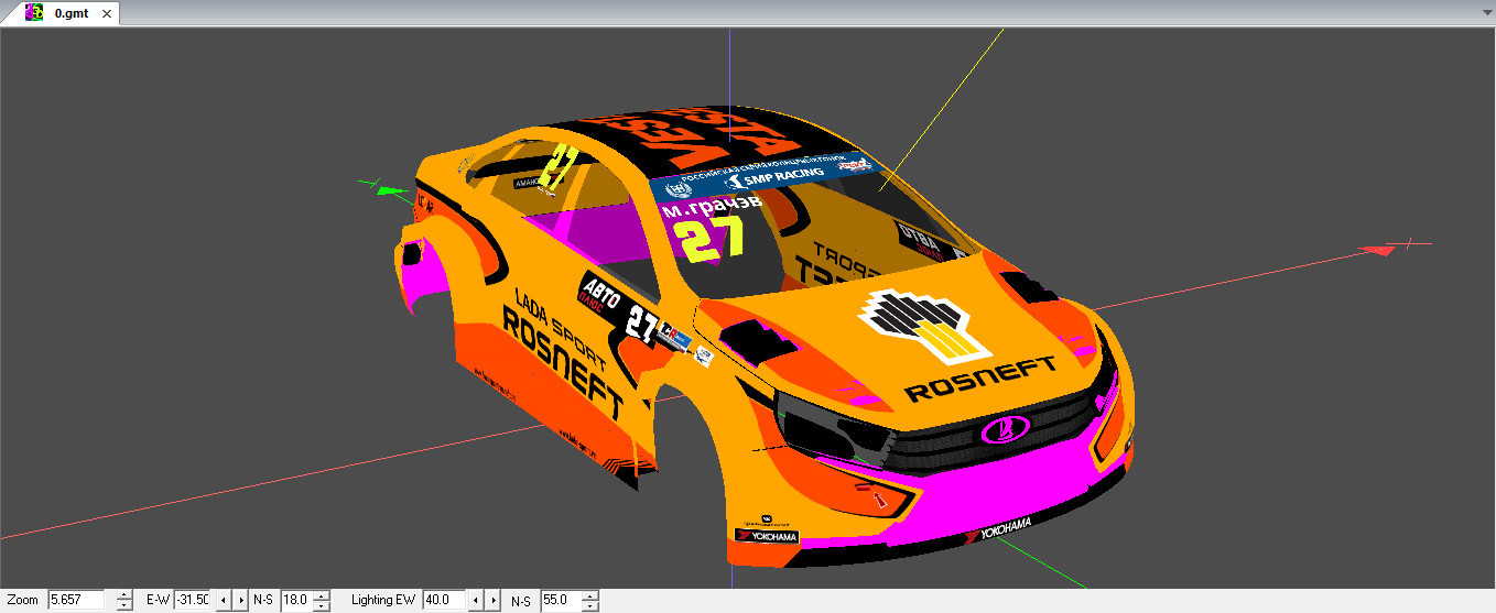 TCR mod by SimCareer - Page 4 Bandicam2018-05-0222-35qur