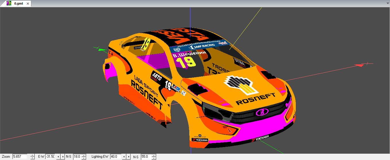 TCR mod by SimCareer - Page 4 Bandicam2018-05-0222-xep0i