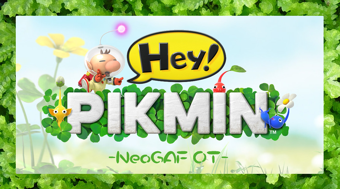 Now You Can Hear Pikmin Dying Wherever Go