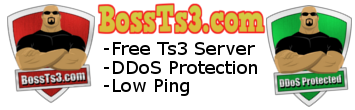 BossTs3 - Free Ts3 Server
