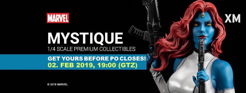 Premium Collectibles : Mystique** - Page 2 Bannermystiquefinalposbk80