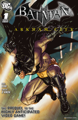 Batman - Arkham City (1 di 5) (2011)