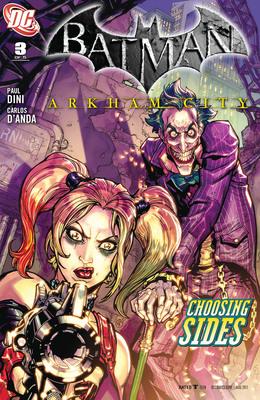Batman - Arkham City (3 di 5) (2011)