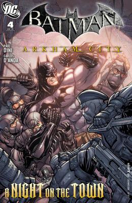Batman - Arkham City (4 di 5) (2011)