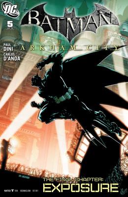 Batman - Arkham City (5 di 5) (2011)