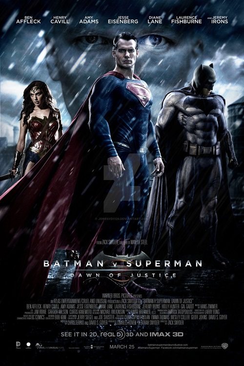 Batman V Superman Film İndir