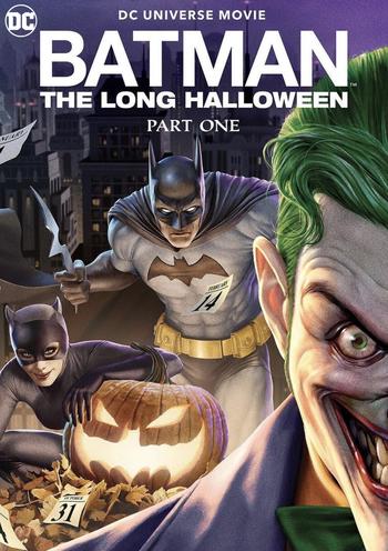 Batman The Long Halloween Part Two 2160p WEB-DL DD5 1 HDR HEVC-EVO