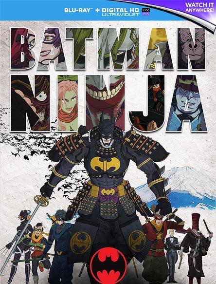 Batman Ninja – 2018 Türkçe Dublaj indir
