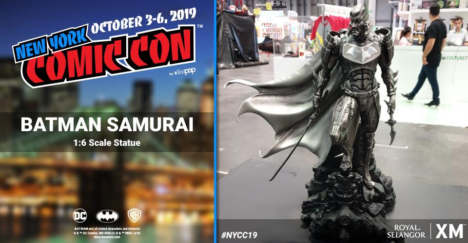 XM Studios: Coverage New York Comic Con 2019 - October 3rd to 6th  Batmansamuraiubjph