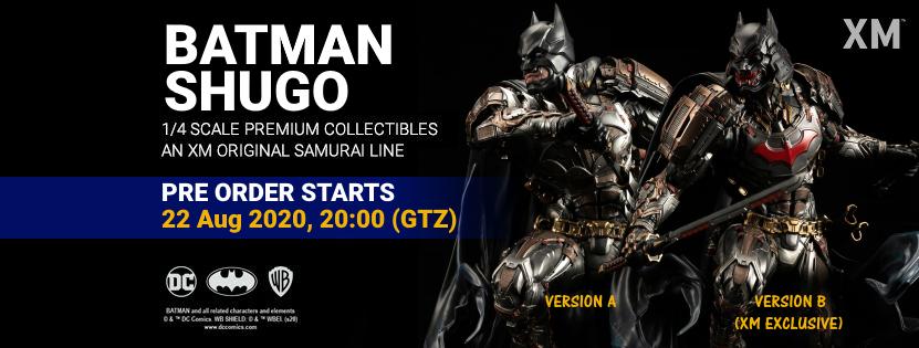 Samurai Series : Batman Shugo Batmanshugopobannerwmkrq