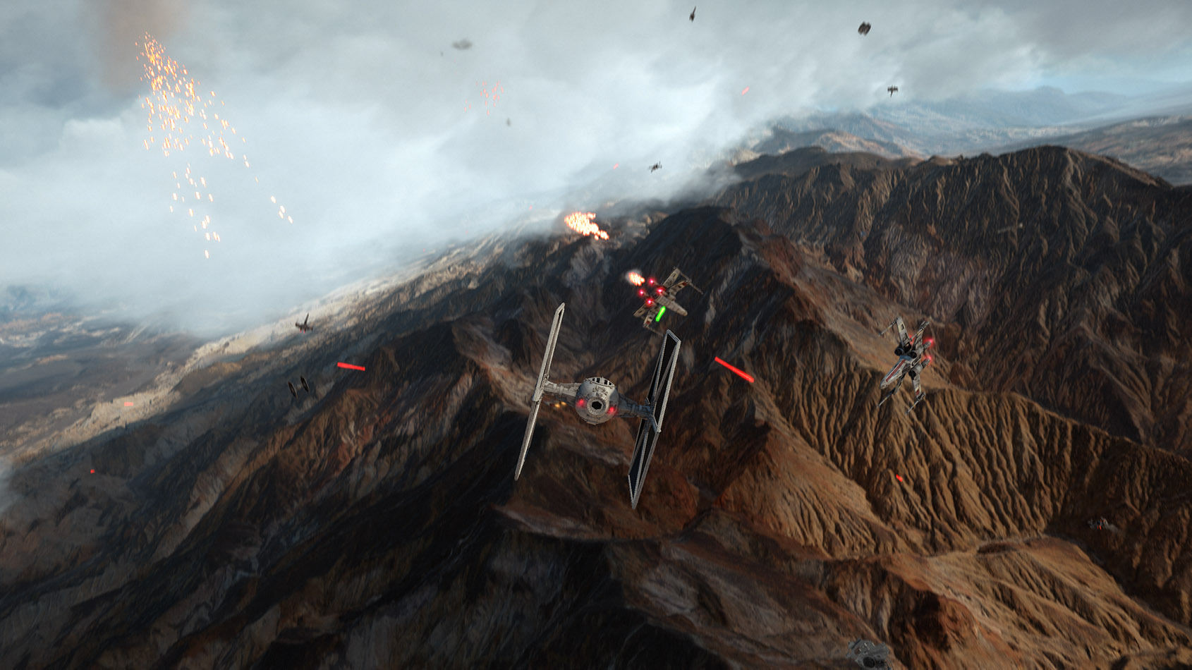 Battlefront just makes me want a Dark Forces reboot    NeoGAF