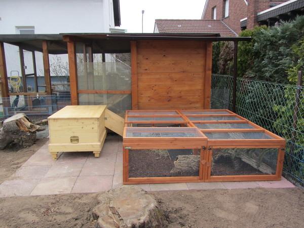au engehege f r ganzjahres au enhaltung meerschweinchen haltung seite 2. Black Bedroom Furniture Sets. Home Design Ideas